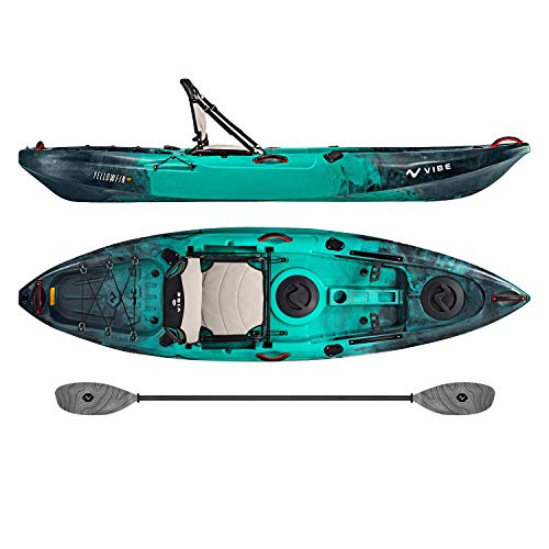 Vibe Kayaks Yellowfin 100 10 Foot Angler...