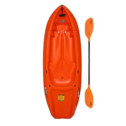 Lifetime Youth Wave Kayak with Paddle - 6- Feet...