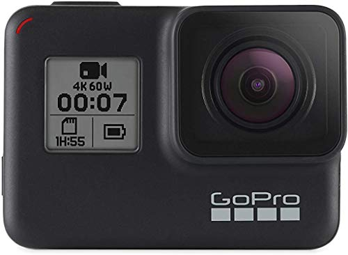 GoPro Hero7 Black — Waterproof Action...