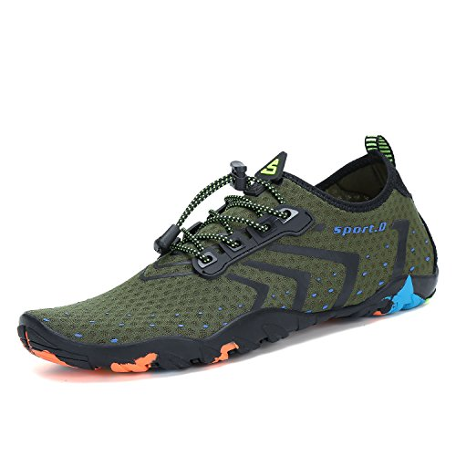 Mens Womens Water Shoes Quick Dry Barefoot...