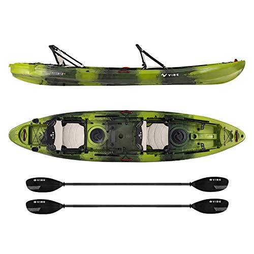 Vibe Kayaks Yellowfin 130T 13 Foot Tandem...