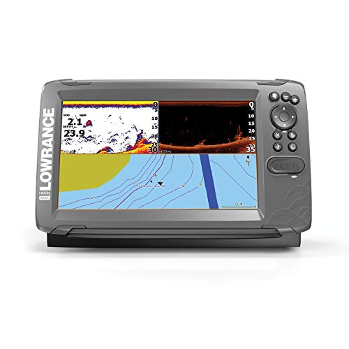 Lowrance HOOK2 9 - 9-inch Fish Finder with...