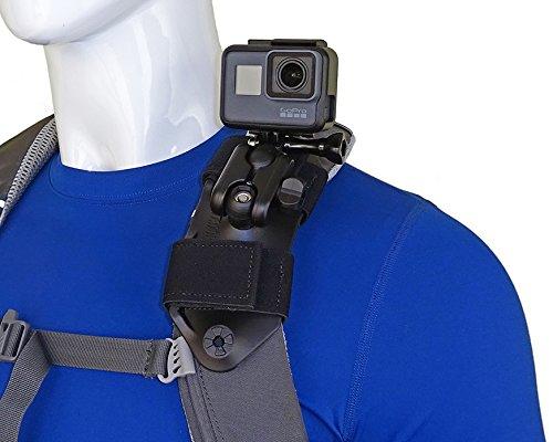 STUNTMAN Pack Mount - Backpack Shoulder Strap...