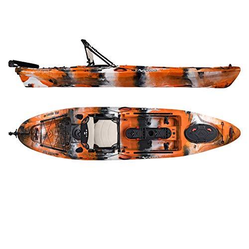 Vibe Kayaks Sea Ghost 110 11 Foot Angler Sit...