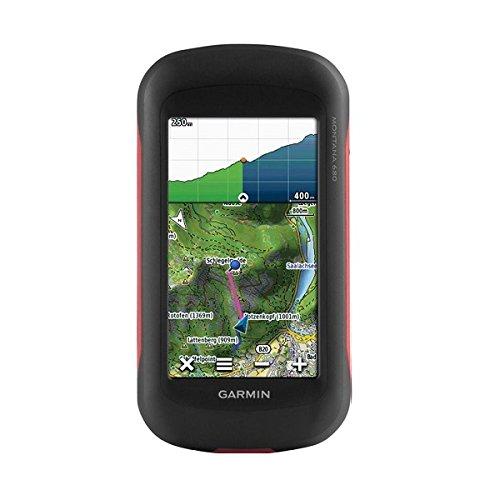 Garmin Montana 680, Touchscreen Hiking...