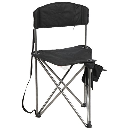 PORTAL Extra Large Quick Folding Tripod Stool with...