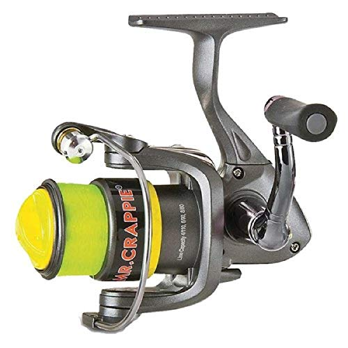 Lews Fishing Mr. Crappie Slab Shaker Spinning...