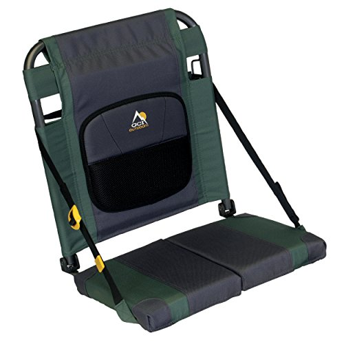 GCI Outdoor SitBacker Adjustable Canoe Seat...