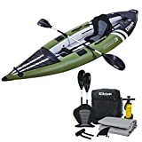 Elkton Outdoors Steelhead Fishing Kayak,...