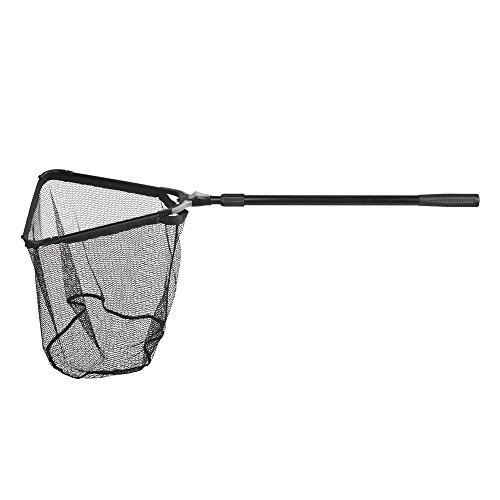 Fiblink Folding Aluminum Fishing Landing Net...