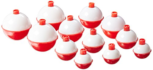 Eagle Claw Snap-On Round Floats, 12 Floats,...
