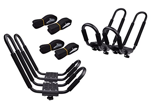 Lifetime Warranty TMS® 2 Pairs J-Bar Rack HD...