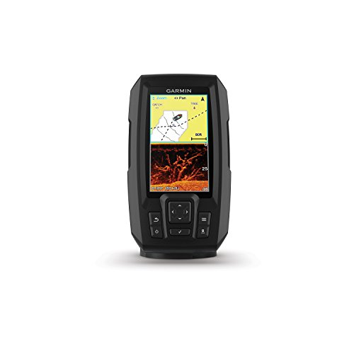 Garmin Striker 4cv with Transducer, 4' GPS...