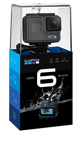 GoPro HERO6 Black — Waterproof Digital...