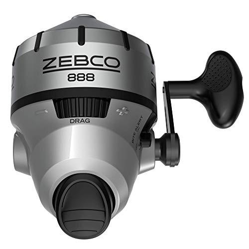 Zebco 888 Spincast Fishing Reel, Size 80...