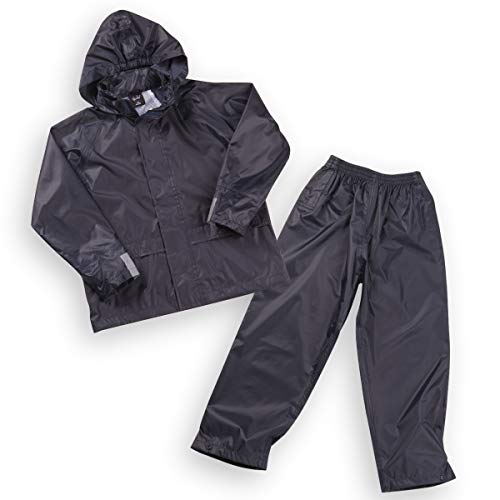4Kidz Kids Waterproof Jacket & Pants -...