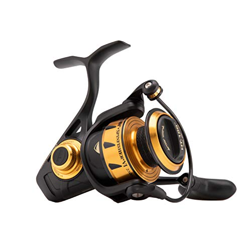 PENN, Spinfisher VI Saltwater Spinning Reel,...