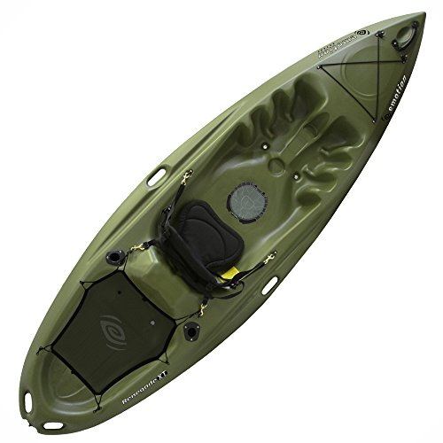 Emotion 90259 Renegade XT Fishing Kayak, Forest...