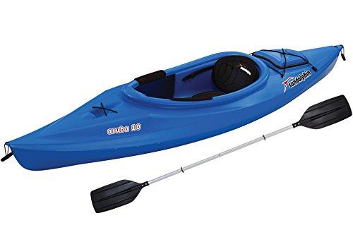SUNDOLPHIN Sun Dolphin Aruba Sit-in Kayak (Blue,...