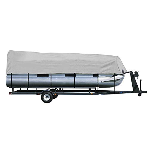 iCOVER Trailerable Pontoon Boat Cover, Fits...