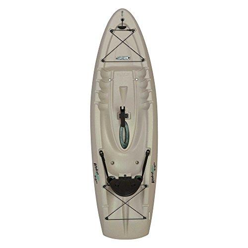 Lifetime Hydros Angler Kayak with Paddle,...