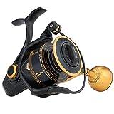 PENN 1403985 Slammer III Spinning Gold, 6500