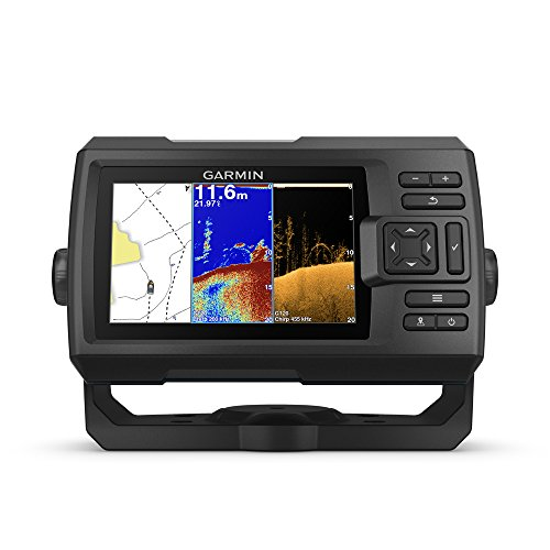 Garmin Striker Plus 5cv with Transducer, 5'...
