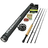 2019 Orvis Clearwater 905-4 Fly Rod Outfit : 9'0'...