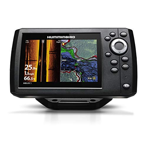 Humminbird 410230-1 HELIX 5 CHIRP SI GPS G2...