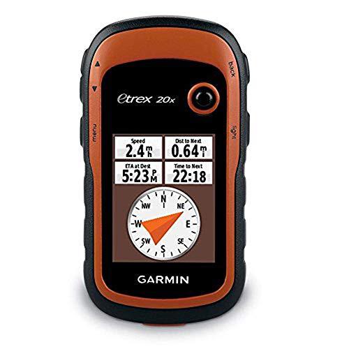 Garmin eTrex 20x, Handheld GPS Navigator,...