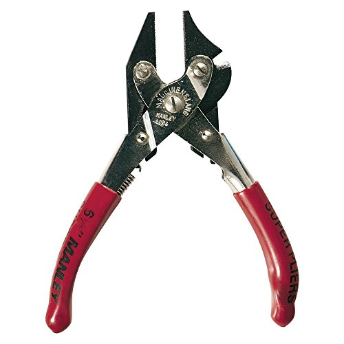Manley 2006 Pliers with Teflon and Vinyl...