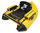 Caddis Sports Premier Plus Float Tube, Yellow
