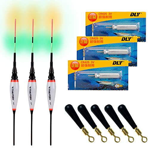 QualyQualy Electronic LED Fishing Floats and...