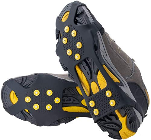 OuterStar Ice & Snow Grips Over Shoe/Boot...