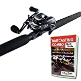 Tailored Tackle Bass Fishing Baitcasting...