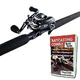 Tailored Tackle Bass Fishing Baitcasting...