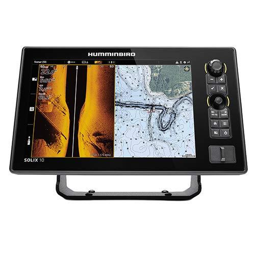 Humminbird SOLIX 12 G2 Fish Finder with...
