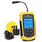 LUCKY Handheld Fish Finder Portable Fishing...