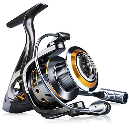Sougayilang Fishing Reel Spinning -12+1BB...