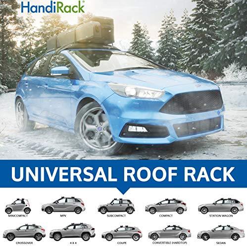 HandiRack - Universal Inflatable roof rack bars...