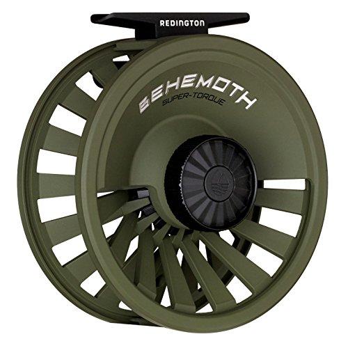 Redington Behemoth 11/12 Fly Reel - O.D Green