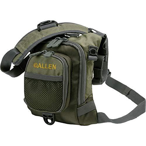 Allen Bear Creek Micro Fishing Chest Vest,...