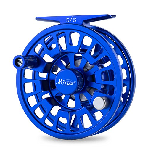 Piscifun Blaze Mid Arbor Fly Fishing Reel...