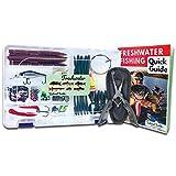 Tailored Tackle Freshwater Fishing Kit 119 pc...