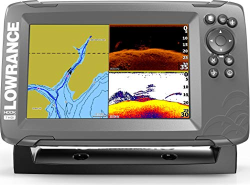Lowrance HOOK2 7 - 7-inch Fish Finder with...