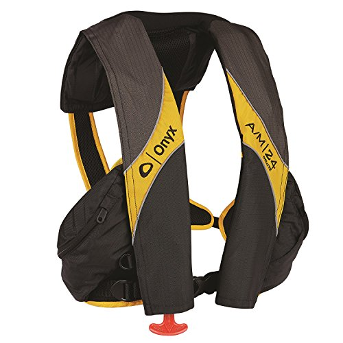 Onyx A/M-24 Deluxe Automatic Manual Inflatable...