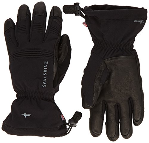 Men's Extreme Cold Weather Glove - S - BLACK