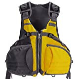 Bassdash Life Jacket Fly Fishing Vest...