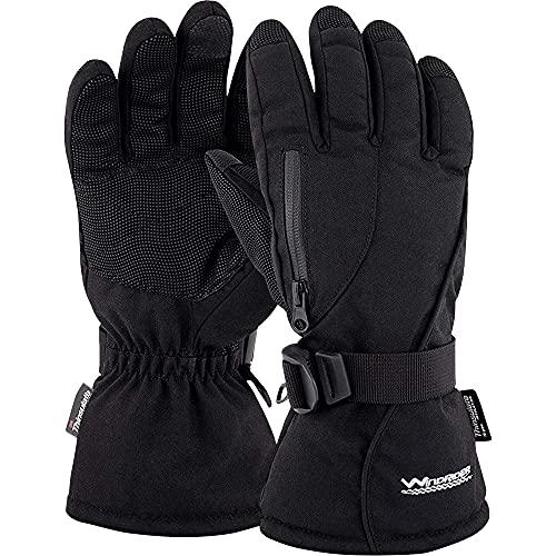 WindRider Rugged Waterproof Winter Gloves  ...