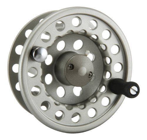 Okuma SLV- 8/9 Diecast Aluminum Fly Reel, Light...